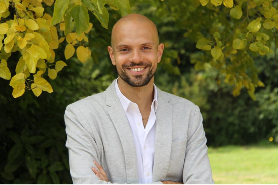 Giulio Tamacoldi, coach professionnel certifié Fondateur de The Brilliant Side